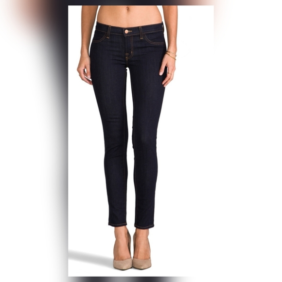 JBrand starlesss denim legging